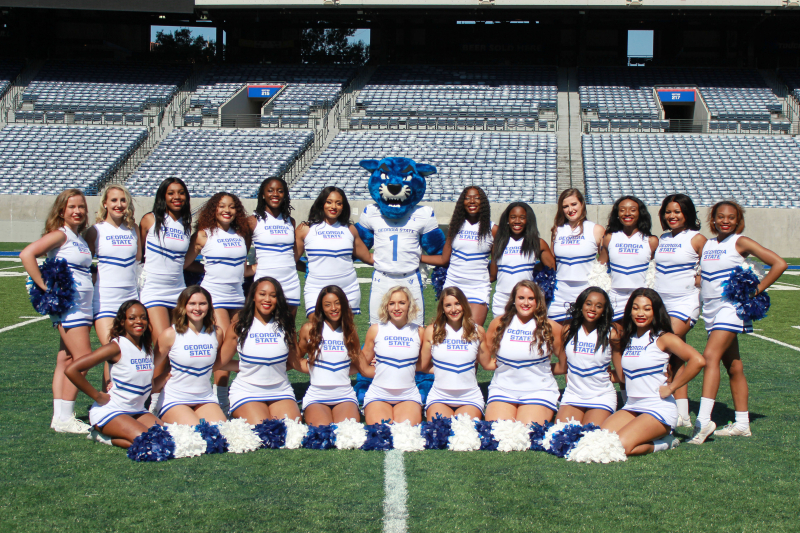 sports physical form georgia 2018  GSU Cheerleading - Georgia State University
